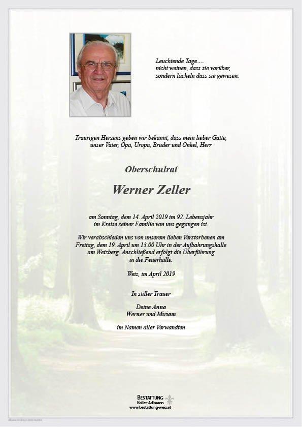 Zeller-Werner